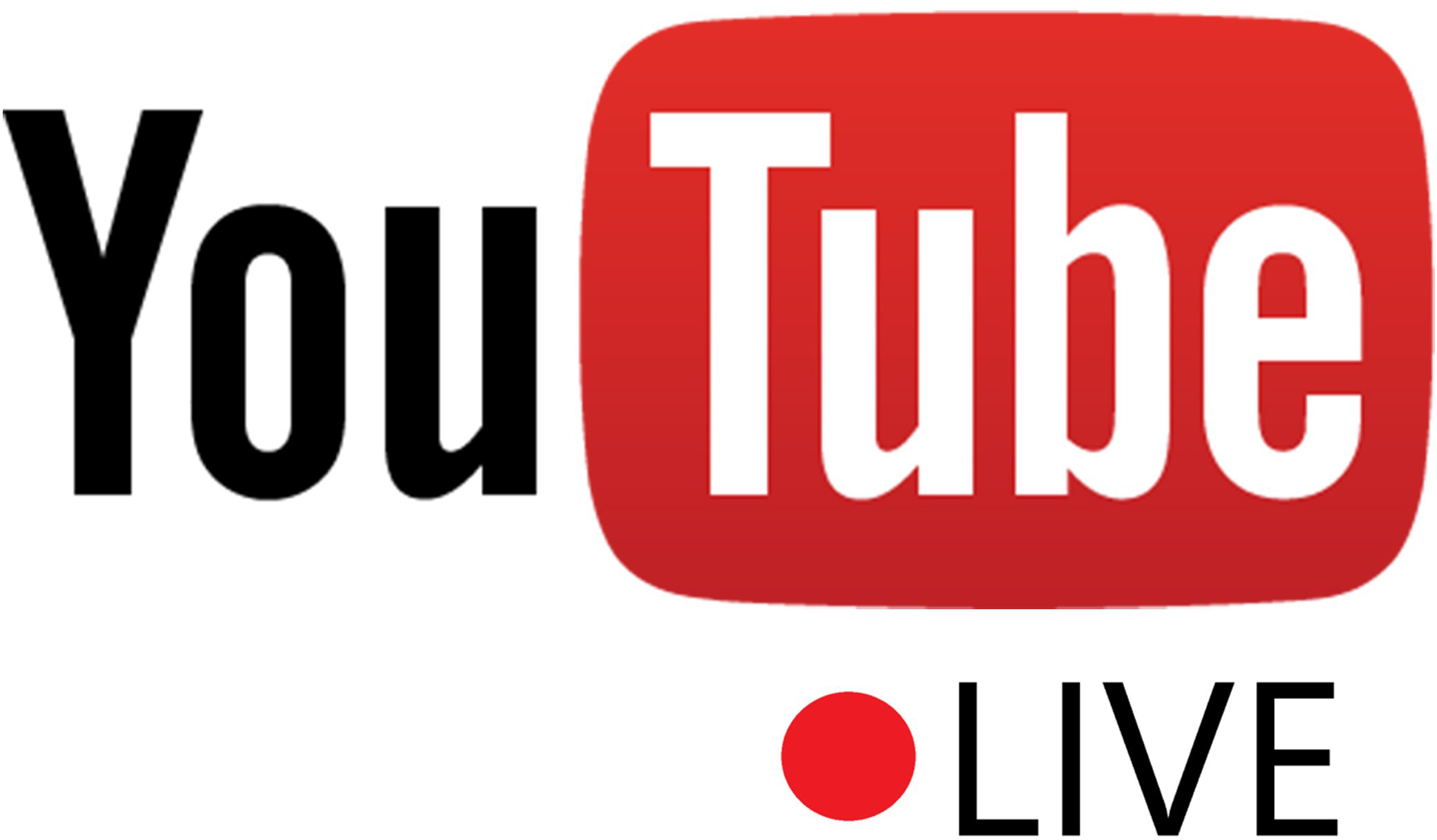 Stream your wedding to Youtube Live